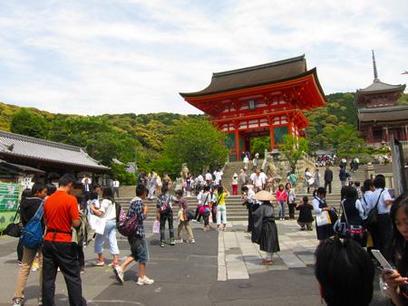 京都の一人旅1