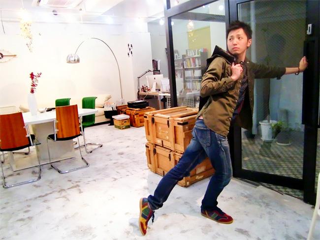 熊本 ホームページ制作 ある日の松原さん2