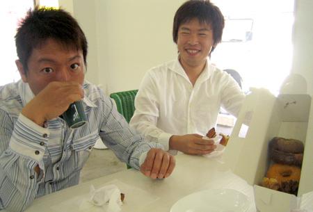 木野さんと山下さん