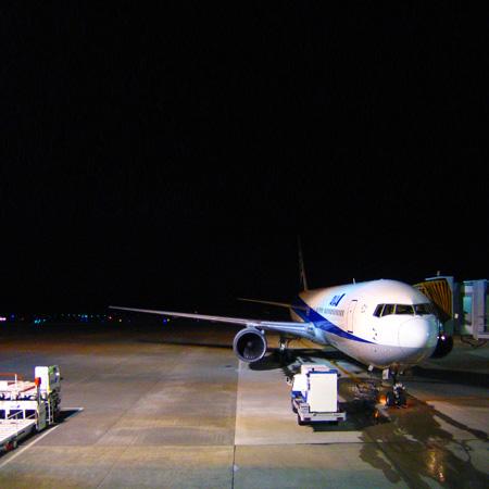熊本空港から