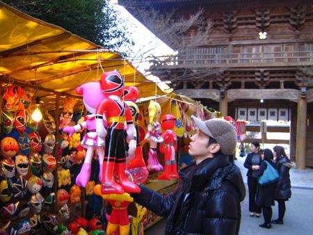 熊本のホームページ制作会社の初詣1