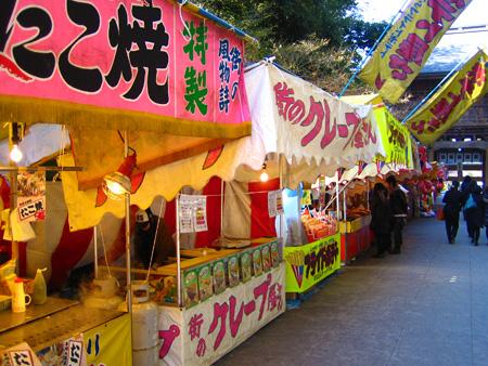 熊本のホームページ制作会社の初詣2