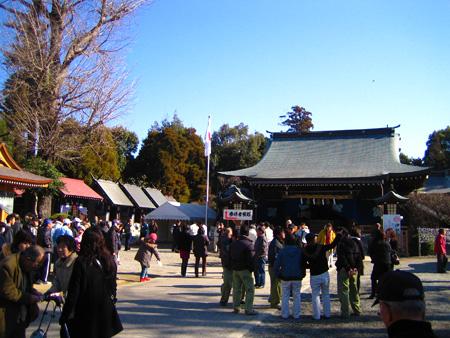 熊本のホームページ制作会社の初詣3