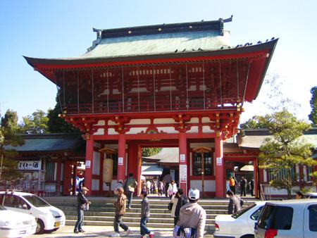 熊本のホームページ制作会社の初詣4