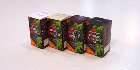 熊本の健康食品会社のパッケージデザイン3