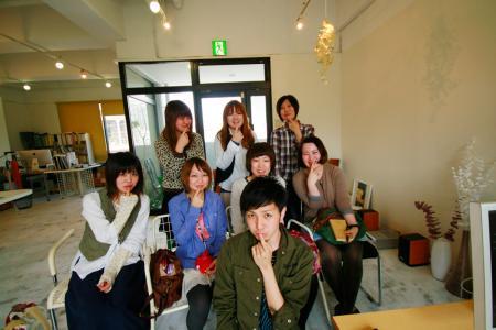 熊本のホームページデザイン松原へ学生達が取材2