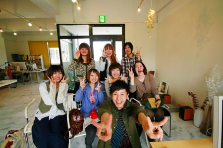 熊本のホームページデザイン松原へ学生達が取材1