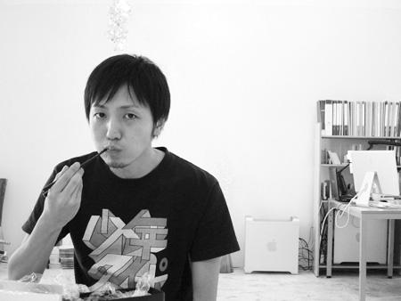 熊本ホームページ制作会社のランチ風景