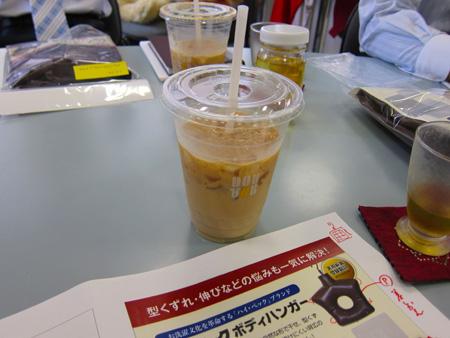熊本 ホームページ制作 打ち合わせドリンク1