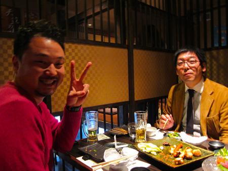 熊本 ホームページ制作 新年会3