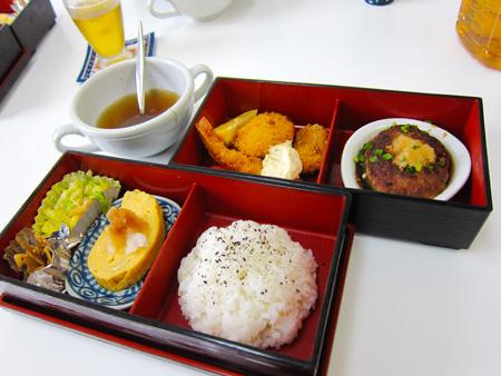 熊本 ホームページ制作 岡田の弁当