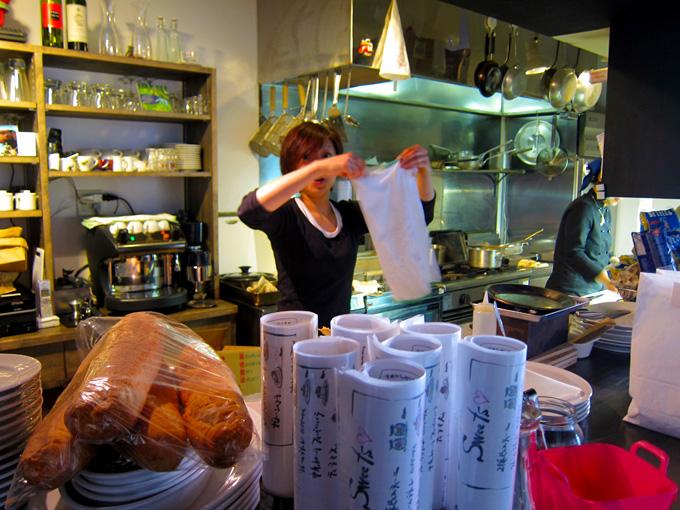 熊本 ホームページ制作 ヨーロッパ食堂 ジュール打ち合わせ1