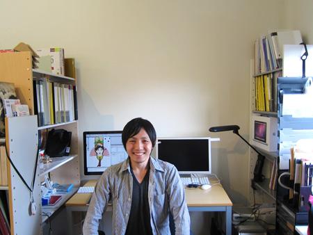 熊本ホームページ製作会社 2010年 松原史典