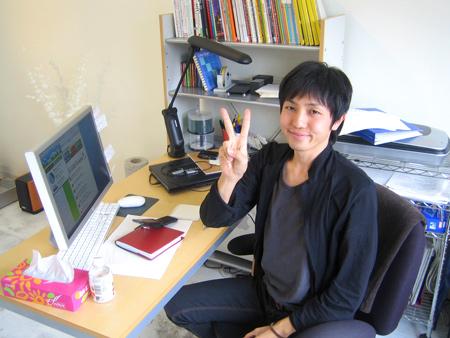 熊本の天才ホームページ制作人。