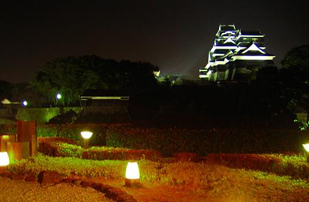 築城400周年熊本城を見ながら。