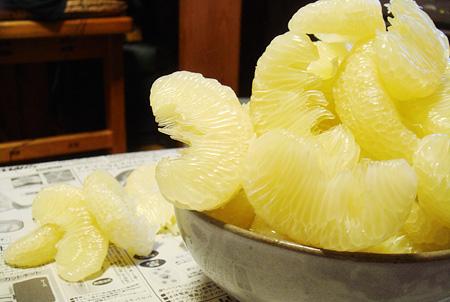 絶対みんな晩白柚と思ってる。
