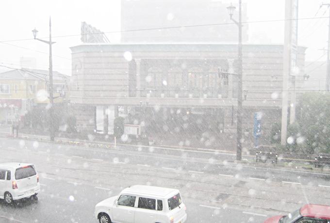 熊本 ホームページ制作会社 大雨体験