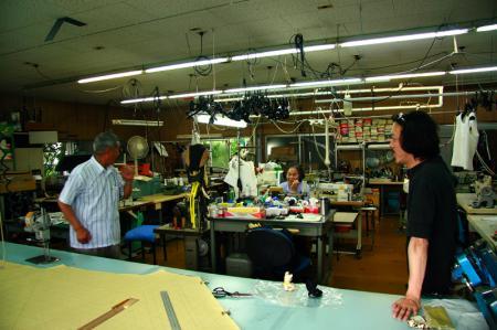 熊本裁縫工場・ファッションデザイン1