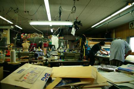 熊本裁縫工場・ファッションデザイン4