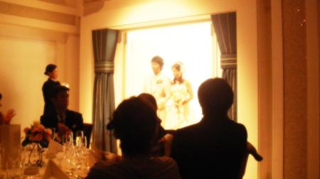 結婚式は私たちに与えられたチャンス。