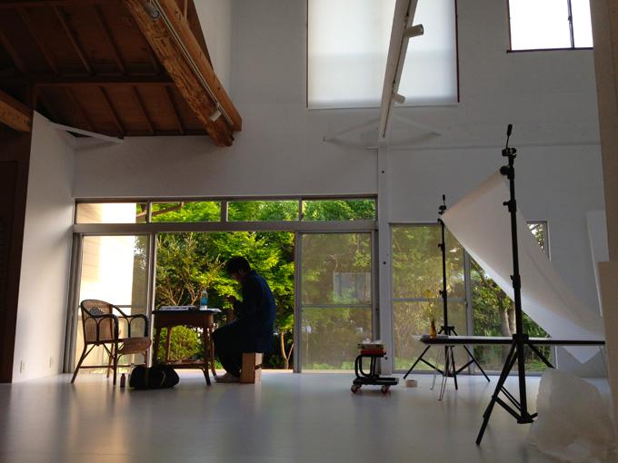 熊本のカメラスタジオ1