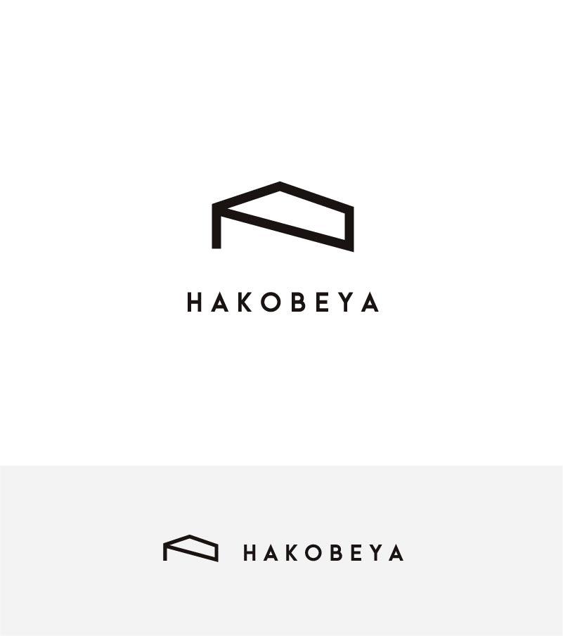 HAKOBEYA シンボルマーク・ロゴタイプ