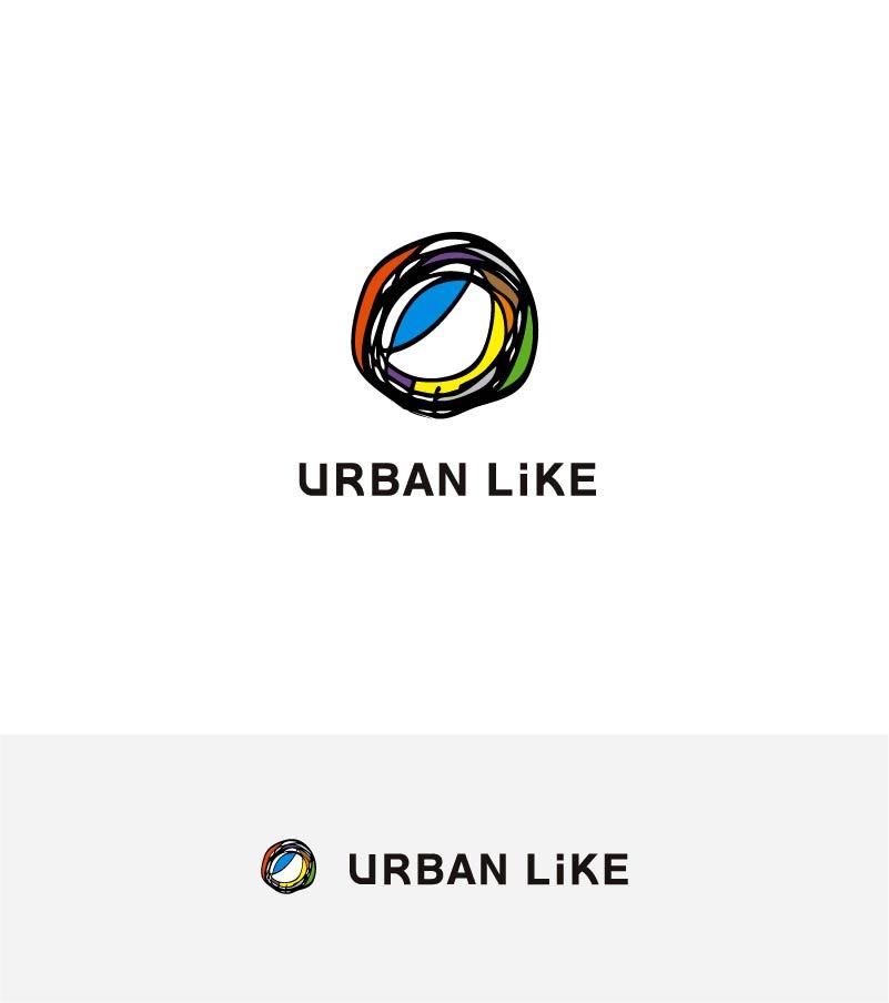 URBAN LiKE シンボルマーク・ロゴタイプ