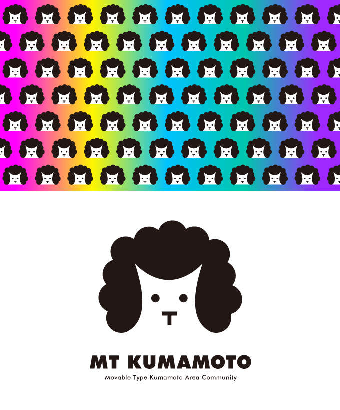 MT熊本 マークデザイン