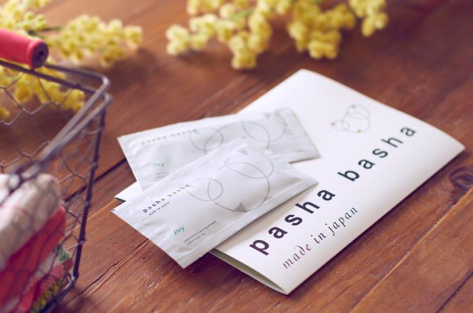 pasha basha(パシャバシャ) ブランド一式 デザイン開発