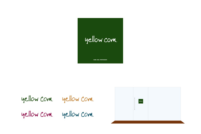 yellowcomロゴマークデザイン