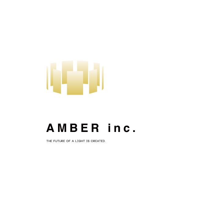 AMBER inc. シンボルマークデザイン