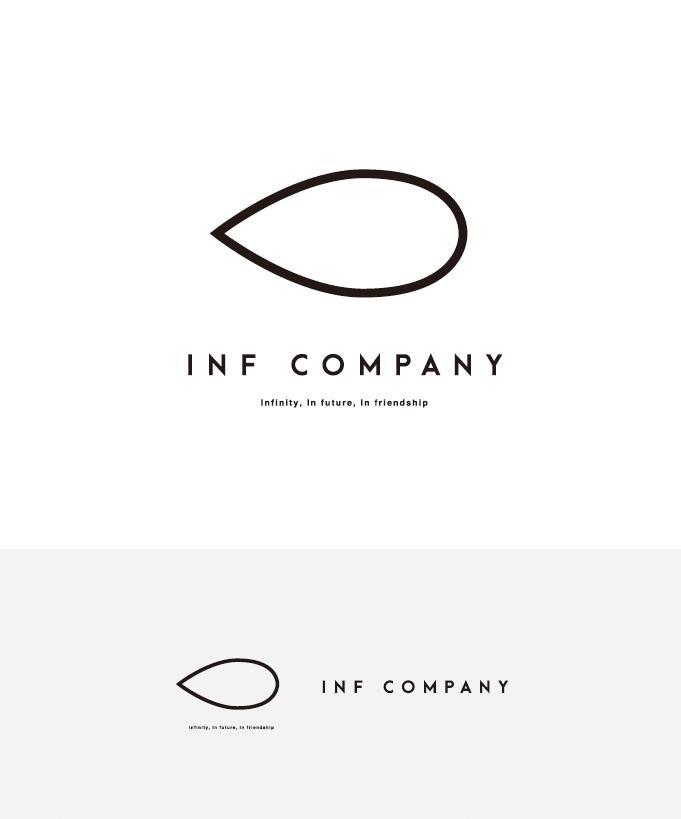 INF COMPANY(インフカンパニー)シンボルマーク・ロゴタイプ