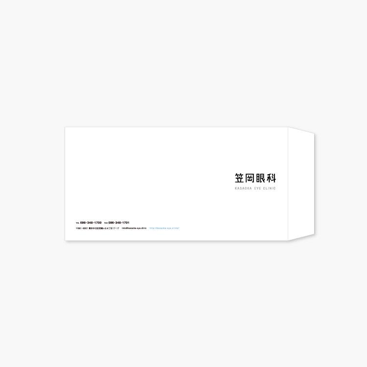 味岡株式会社 角2封筒・洋長3封筒
