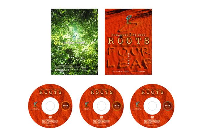 FOUR LEAF JAPAN  KUMAMOTO LIVE 2007 DVD パッケージ
